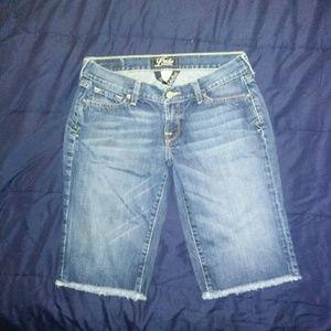 New Lucky Brand 6\28 Bermuda Shorts